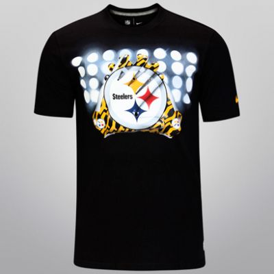 PLAYERA CABALLERO STEELERS