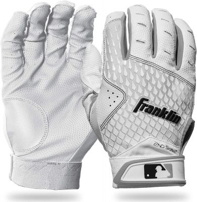 GUANTE DE BASEBALL PARA BATEO FRANKLIN SPORTS 2ND SKINZ