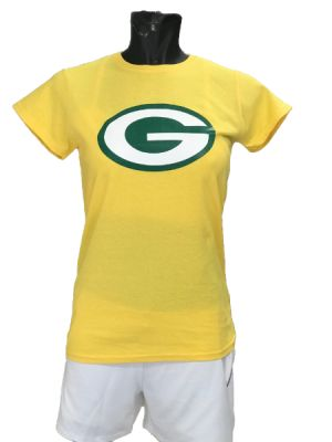 PLAYERA GREEN BAY PACKERS PARA DAMA
